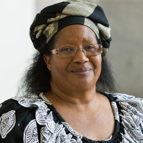 Her Excellency, Dr. Joyce Banda, honoris causa