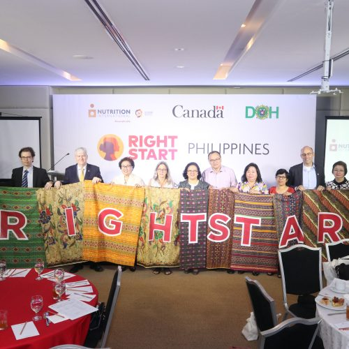 Right Start was launched in the Philippines on October 17, 2017.
