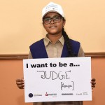 Aorpa wants to be a judge