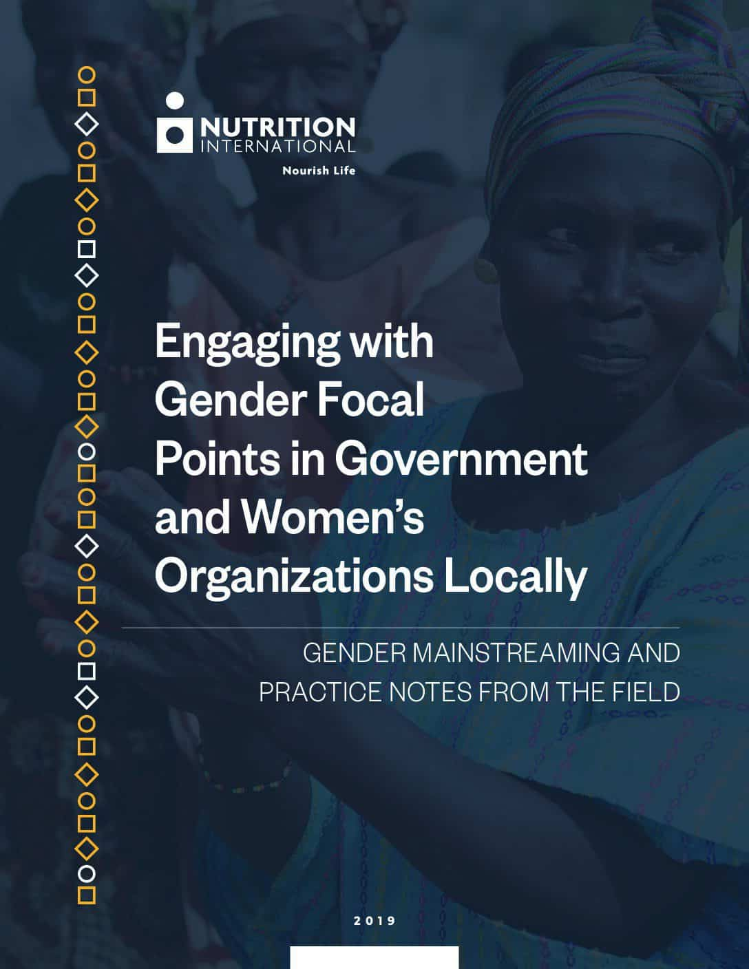 Engaging with Gender Focal Points in Government and Women's Organizations Locally thumbnail
