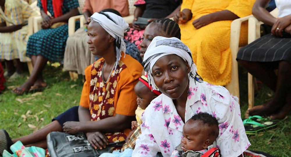 Women and Children nutrition in Kenya