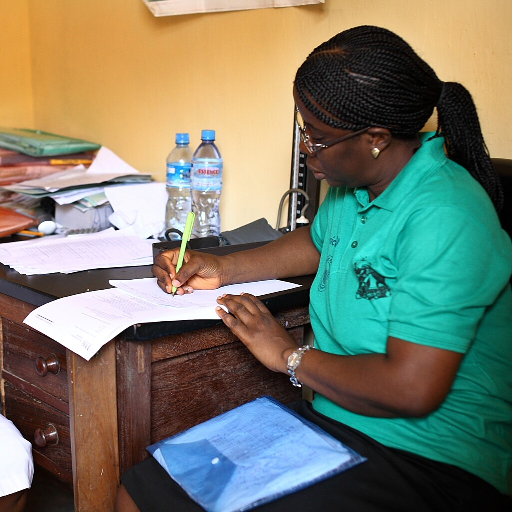 Image of Midwives support better nutrition for healthier pregnancies