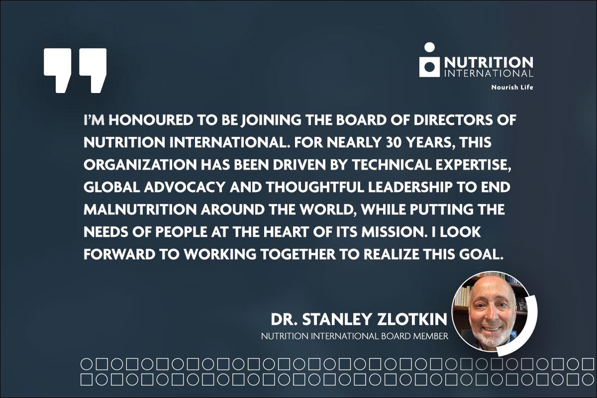 Stanley Zlotkin quote