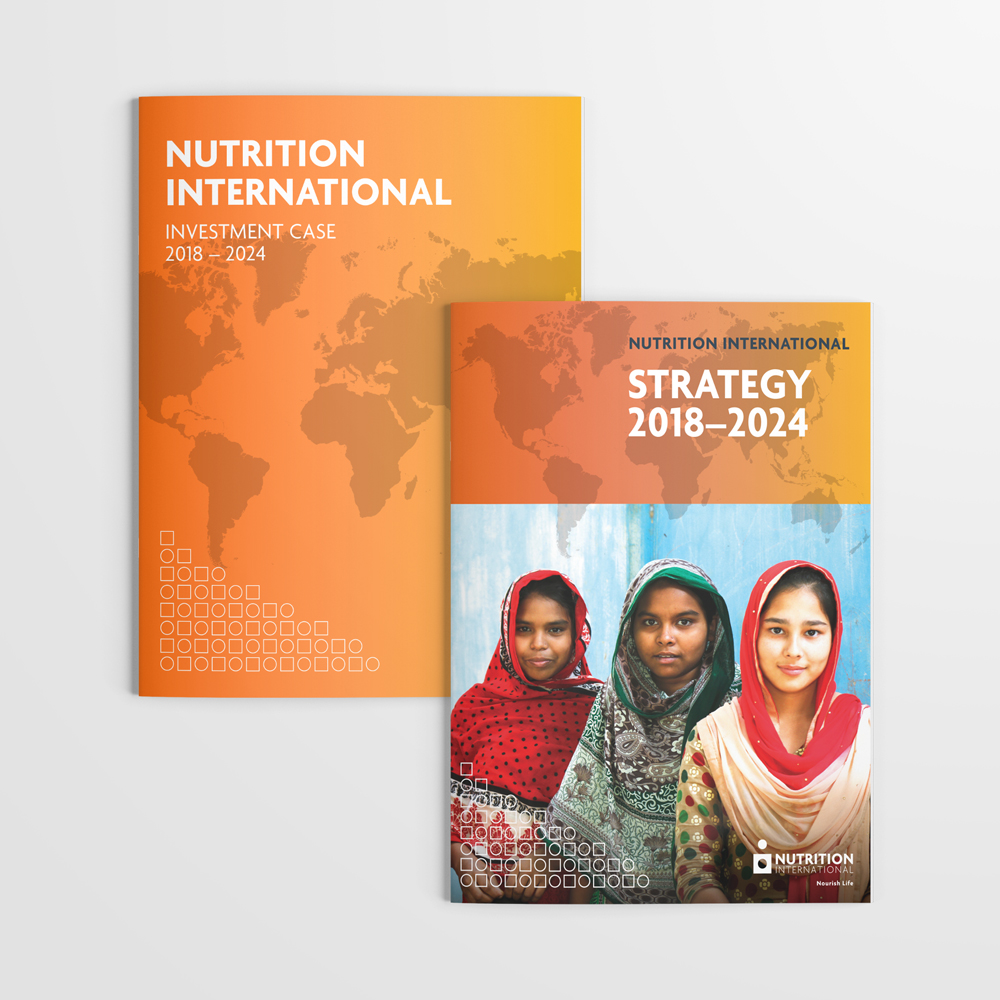 Image of Nutrition International's Investment Case and Strategy