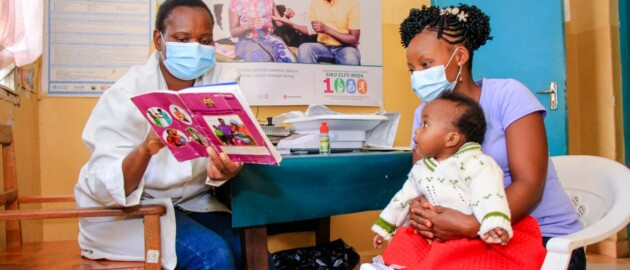Together for babies born too soon: A KMC success story in Kenya