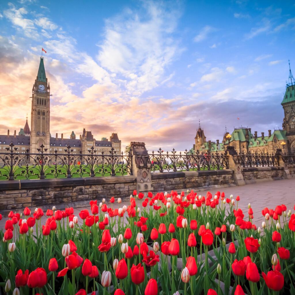 Image of Ottawa is a major economic engine.