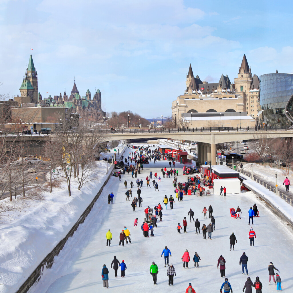 Image of Ottawa has been ranked the best place to live in Canada.