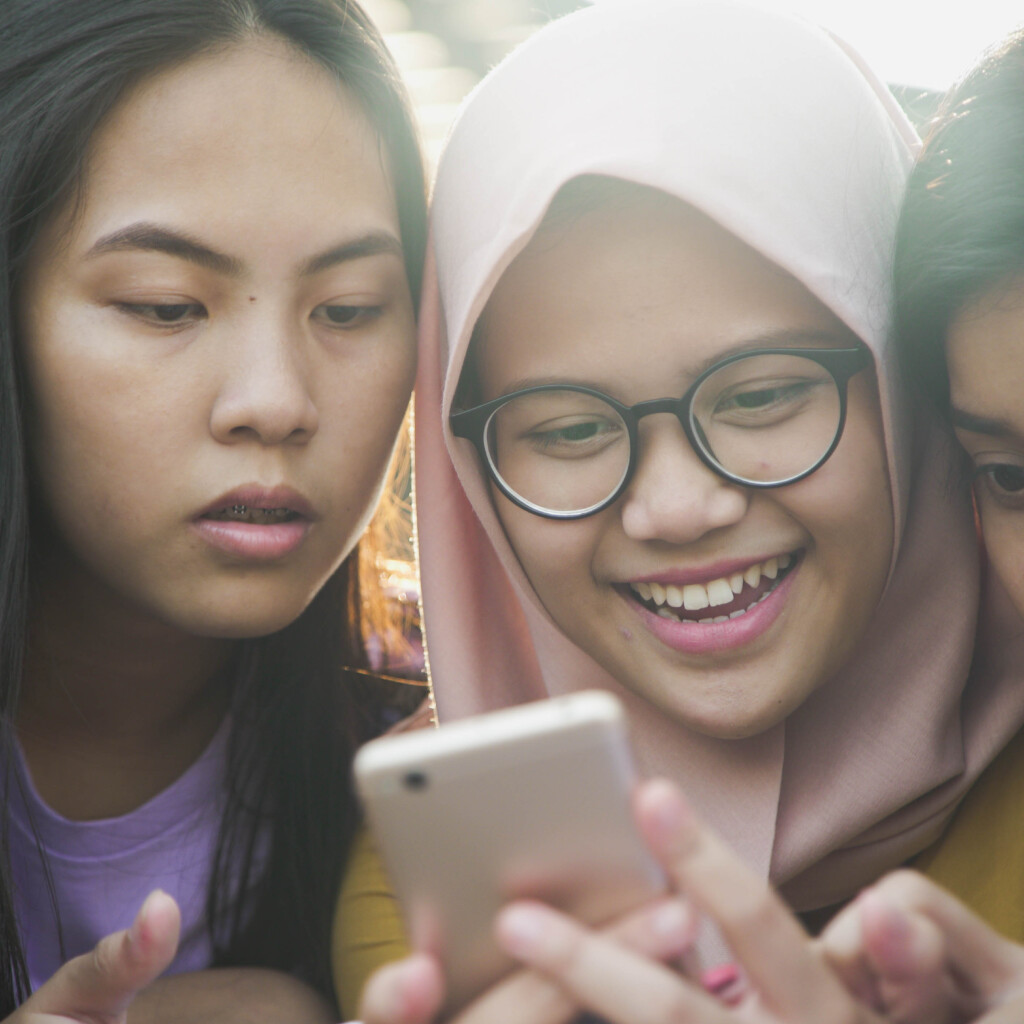 Image of Harnessing social media to boost girls' nutrition knowledge