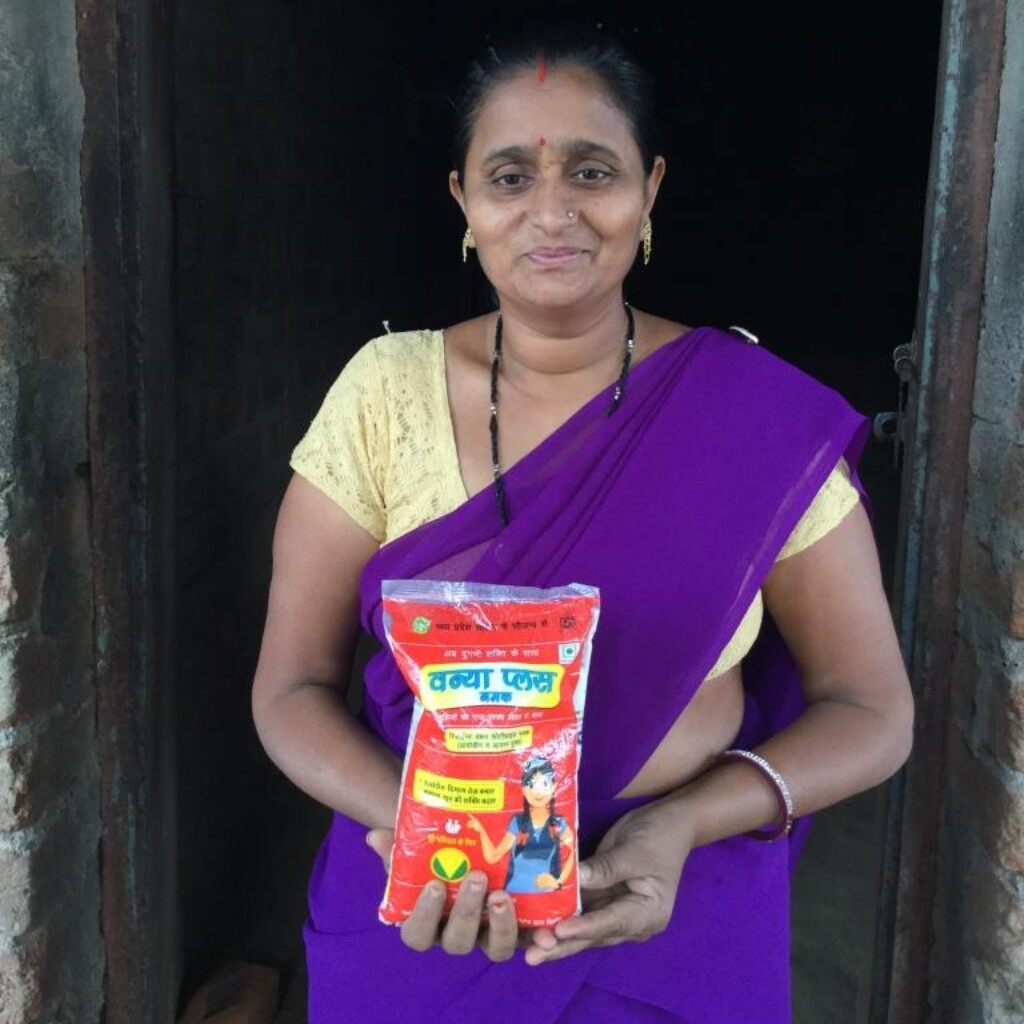 Image of Social health activist champions double-fortified salt