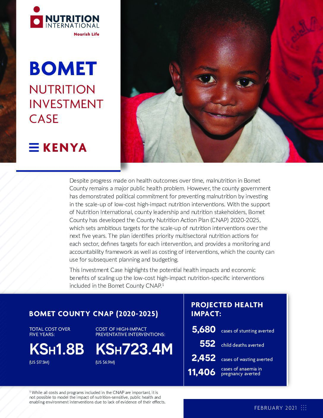 Bomet County Investment Case thumbnail