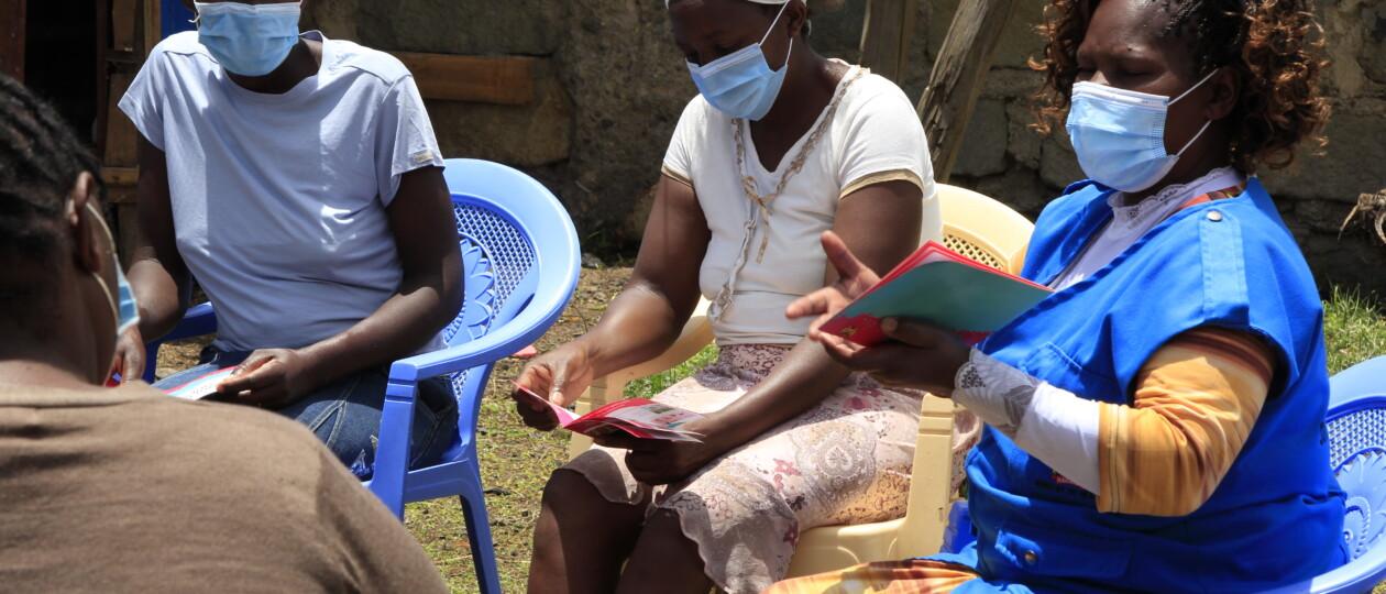 Communities support adolescent health amid COVID-19 school closures